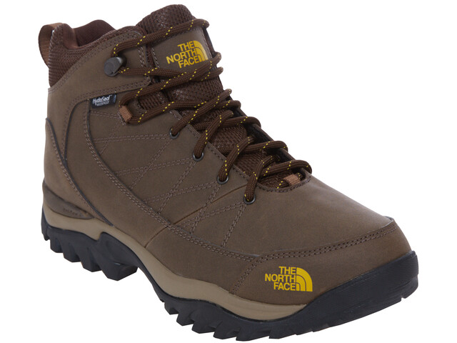 The North Face Storm Strike WP - Chaussures Homme - marron
